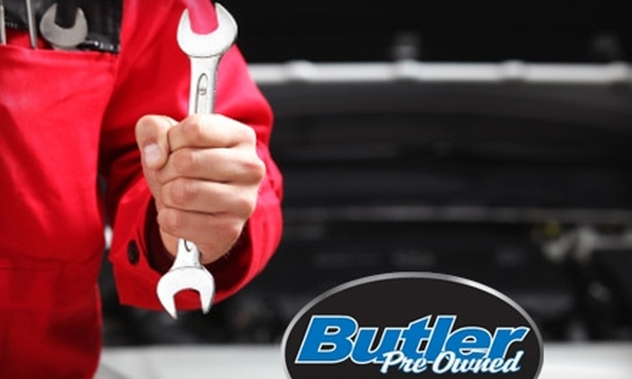 Butler Pre-Owned - Butler: $19 for a Lube, Oil Change, and Safety Check at Butler Pre-Owned ($55 Value)