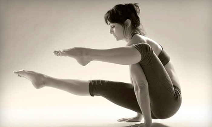 yogapower - Waltham: $29 for Five Drop-In Yoga Classes at yogapower in Waltham ($65 Value)