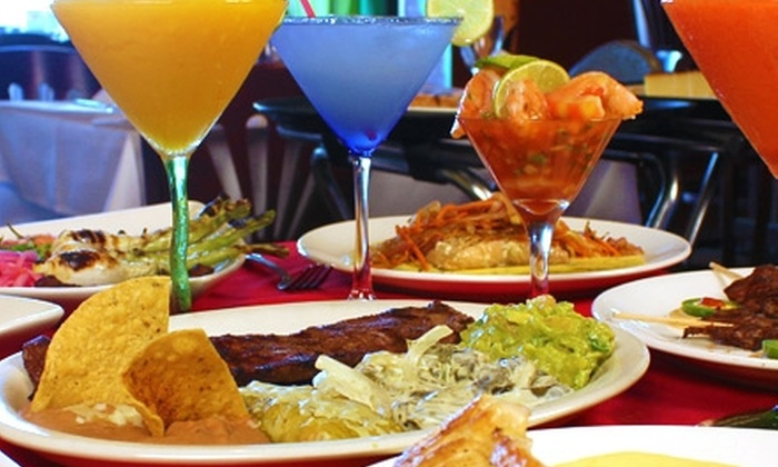 Fonda Isabel - Lombard: $15 for $35 Worth of Fine Mexican Fare, Margaritas, and More at Fonda Isabel in Lombard