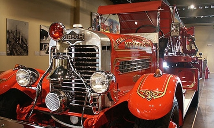 Fire Museum of Memphis - Downtown Medical Center: $5 for Two Passes to the Fire Museum of Memphis