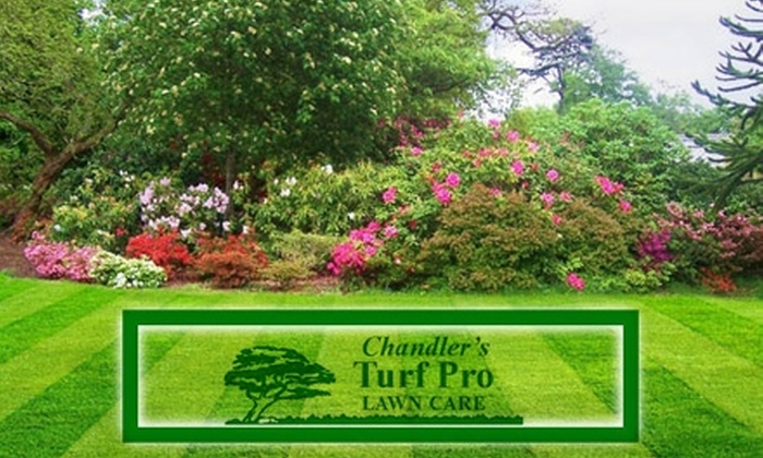 Chandler's Turf Pro Lawn Care