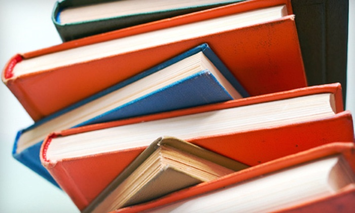 The Book Gallery - Multiple Locations: $20 for $40 Worth of Books at The Book Gallery