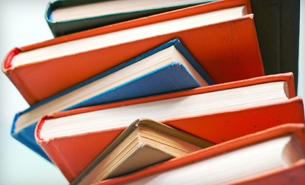 $40 Groupon to The Book Gallery - The Book Gallery in Franklin