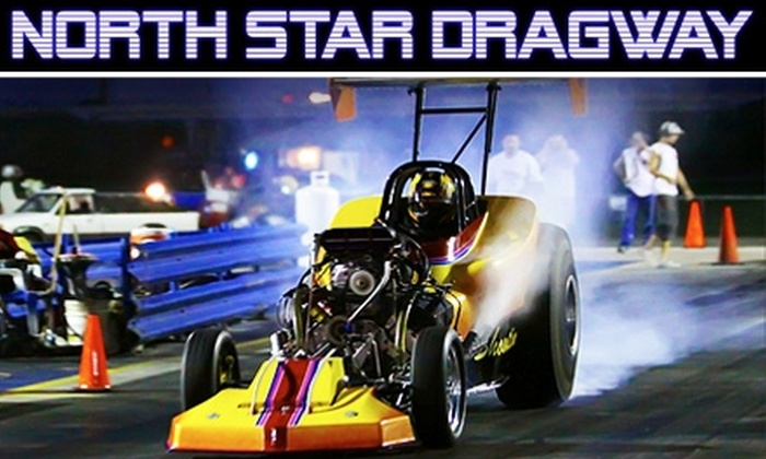 """North Star Dragway - Denton: $8 Pit Admission to """"Beat the Heat"""" at North Star Dragway"""