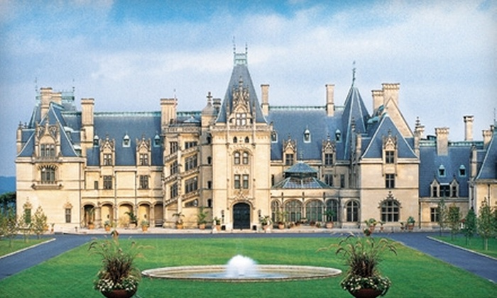 Biltmore  - Asheville: $75 for One-Year Admission Pass to Biltmore in Asheville (Up to $129 Value)