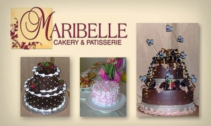 Maribelle Cakery - Vista Del Monte: $20 for a 10-inch Custom Party Cake from Maribelle Cakery