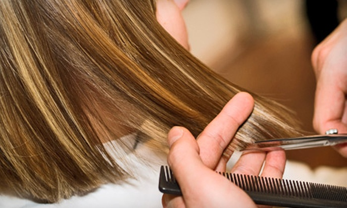 Life SalonSpa - Multiple Locations: Salon Packages for Men and Women at Life SalonSpa. Three Options Available.