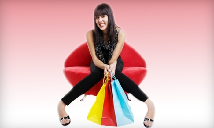 "Passion for Fashion - Catalina Foothills Estates: $15 for Admission to ""Passion for Fashion"" at La Encantada Shopping Center on Saturday, May 7, at 5:30 p.m. ($30 Value)"
