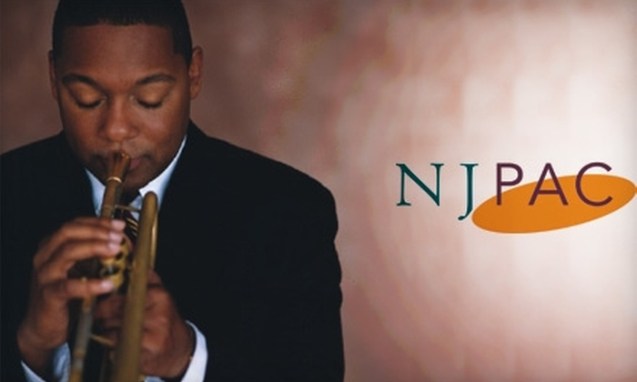 New Jersey Performing Arts Center - Newark Central Business District: Up to 51% Off Ticket to Jazz at Lincoln Center Orchestra with Wynton Marsalis on November 12 at New Jersey Performing Arts Center