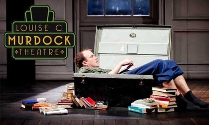 Murdock Theatre - Historic Midtown: $12 for One Ticket to the National Theatre Live at the Murdock Theatre ($24 Value). Choose from Four Shows.