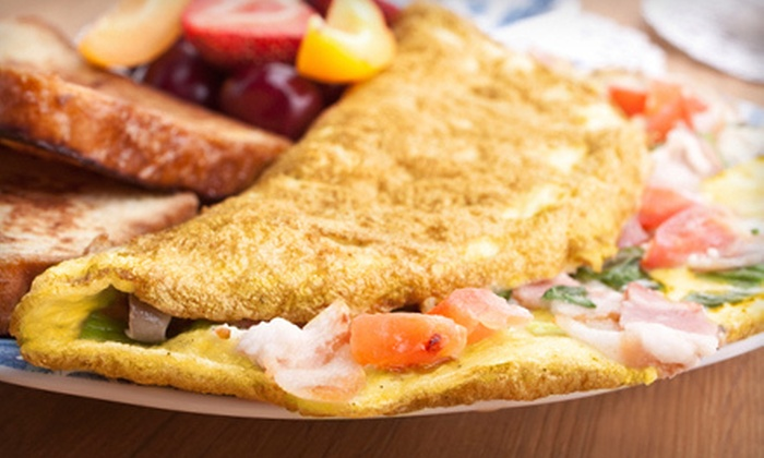 The Beach Bucket - Ocean East Resort Club Condo: Casual Seafood Fare for Brunch or Dinner at The Beach Bucket in Ormond Beach (Half Off)