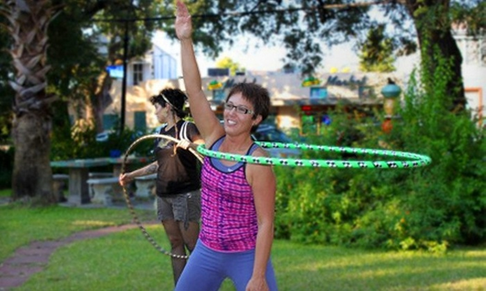 Nola Hooping - Multiple Locations: $30 for Three Body Hooping Classes from Nola Hooping ($60 Value)