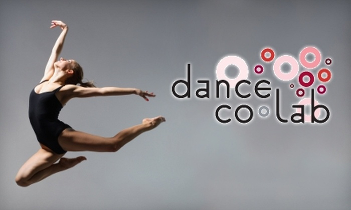 The Dance Collaborative - Burbank: $15 for Three Dance Classes at The Dance Collaborative (Up to $45 Value)