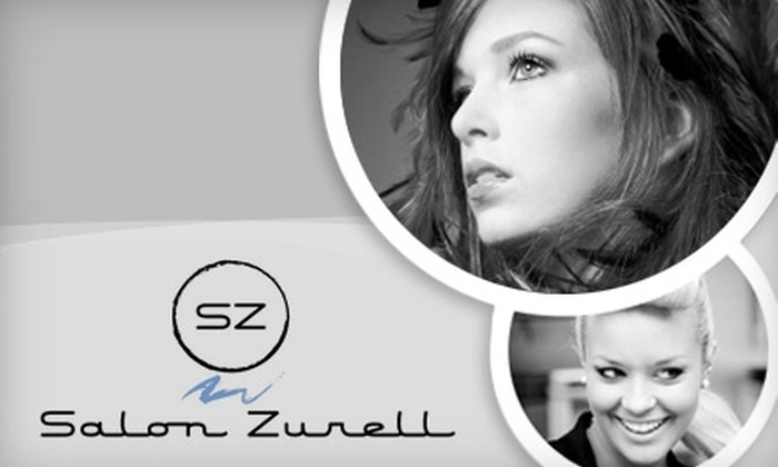 Salon Zurell - Southington: Spa and Salon Services at Salon Zurell. Choose from Three Options.