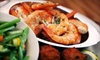 Sam's Crystal River Seafood - Valdosta: Seafood, Steak, and Ribs for Dinner or Lunch at Sam's Crystal River Seafood (Half Off)