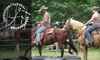 Crossroads Ranch (child account) - 5: $25 for a Private Horseback-Riding Lesson at Crossroads Ranch in Nolensville ($50 Value)