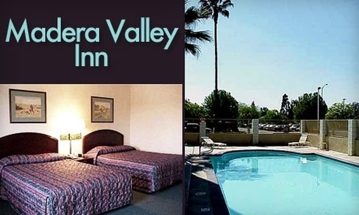 Madera Valley Inn - Madera: $89 for a Two-Night Stay at Madera Valley Inn (Up to $237.62 Value)