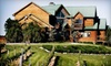 Elk Creek Vineyards - Lodging only, should be Getaways account moving forward - Owenton: One- or Two-Night Stay with Wine Tasting, Tour, and Cheese Platter at Elk Creek Vineyards in Owenton (Up to 53% Off)