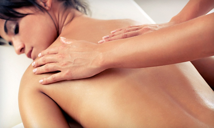 WSPT - Pelham Bay: $39 for Swedish Massage and Three Fitness Classes at WSPT in the Bronx ($100 Value)