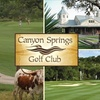 Up to 51% Off at Canyon Springs Golf Club