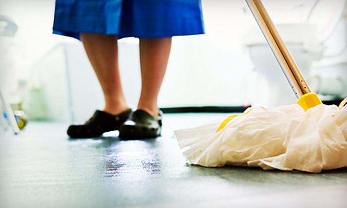Maid in Alaska - Downtown: $69 for Two Hours of House-Cleaning Services from Maid in Alaska ($150 Value)