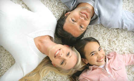 Carpet Cleaning for Up to 4 Areas of Up to 150 Square Feet Each (a $100 value) - South of the River Carpet Cleaning in