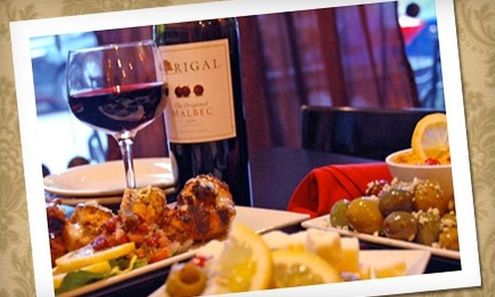 La Gra Italian Tapas & Wine Bar - Clayton-Tamm: $10 for $22 Worth of Italian Dinner Fare and Drinks at La Gra Italian Tapas & Wine Bar