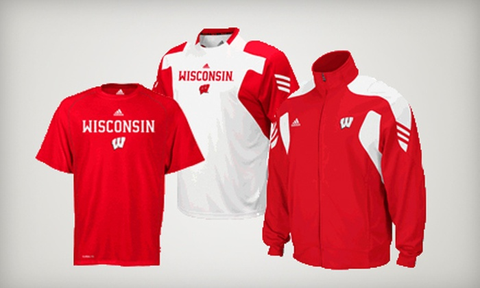 The Equipment Room - Vilas: $19 for $40 Worth of University of Wisconsin Athletic Gear at The Equipment Room