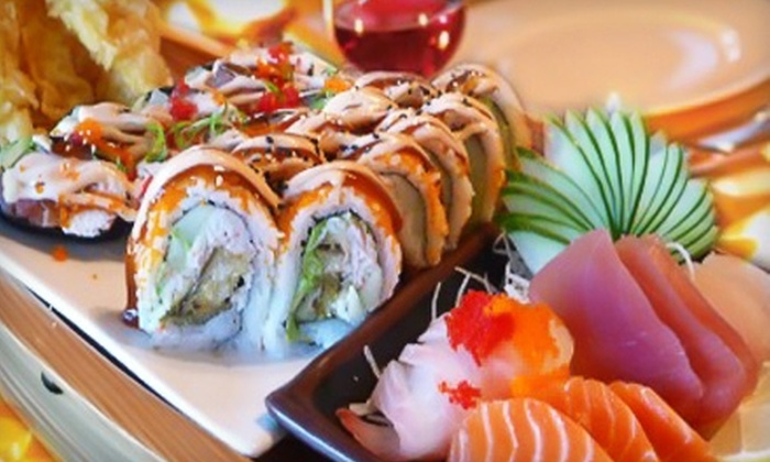 Suki Sushi - Sacramento: $15 for $30 Worth of Japanese Cuisine and Drinks at Suki Sushi
