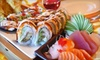 Suki Sushi, Inc. - Sacramento: $15 for $30 Worth of Japanese Cuisine and Drinks at Suki Sushi