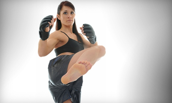 Fusion Fight Co. - South Shore Harbour Golf Course: 5 or 10 Krav Maga Classes at Fusion Fight Co. in League City (Up to 78% Off)