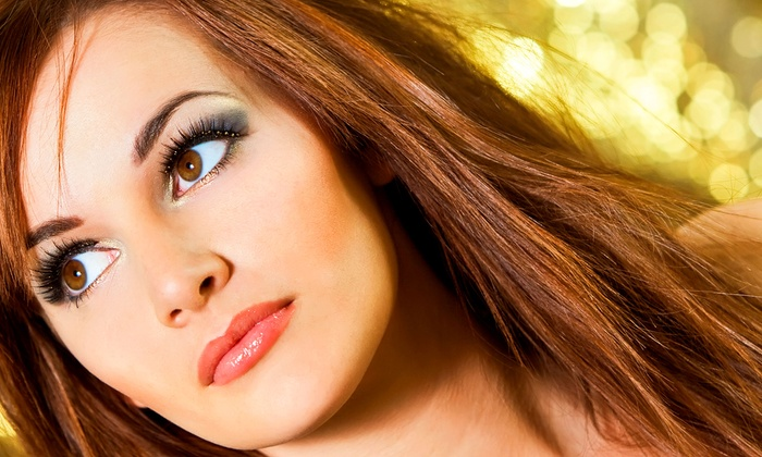 The Lash Shop - Atlanta: Full Set of NovaLash Eyelash Extensions with Option for Touchup at The Lash Shop (Up to 70% Off)