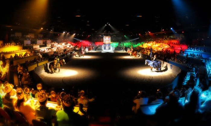 Medieval Times Dinner & Tournament - Medieval Times Baltimore: $37 for a Knight Tournament and Feast at Medieval Times Dinner & Tournament (Up to $62.65 Value)