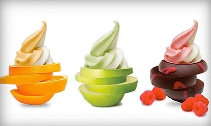 Tutti Frutti Frozen Yogurt - Kroger Signature Main Street Village: $8 Worth of Frozen Yogurt