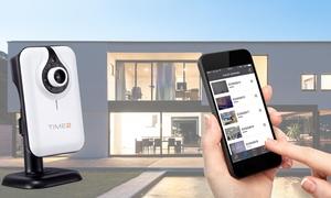 Wireless IP Surveillance Camera