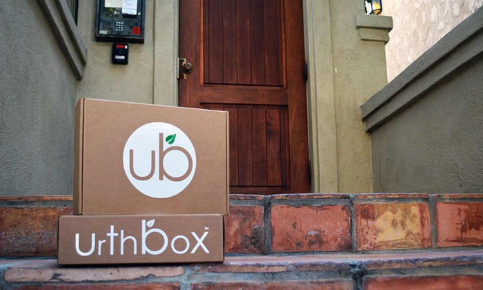 UrthBox: One-, Three-, or Six-Month Small Healthy Snack Box from UrthBox ( 42% Off )