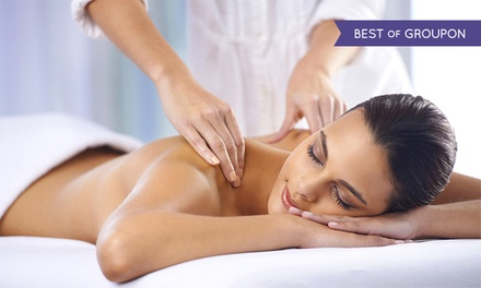 60-Minute Swedish, Deep-Tissue, or Hot-Stone Massage at Sarah Laser Center & Day Spa (Up to 52% Off)
