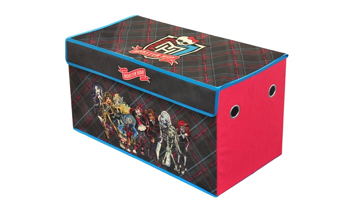 Kidsu0027 Licensed Character Collapsible Storage Trunks Kidsu0027 Licensed  Character Collapsible Storage Trunks ...