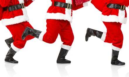 $27 for Entry to the Run, Santa, Run 5K ($40 Value)