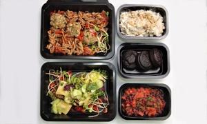 Dietoteka.eu: Catering z dostawą: 5 posiłków na 3 dni od 119,99 zł i więcej opcji z firmą Dietoteka.eu
