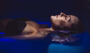 Pure Float: 60-Minute Float or Introductory Float Package at Pure Float (Up to 46% Off)