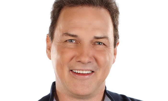 Norm McDonald and Kevin Nealon - The Santander Performing Arts Center: Norm Macdonald and Kevin Nealon at Santander Performing Arts Center on Friday, October 23 (Up to 30% Off)