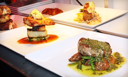 $50 Groupon for Upscale Dinner Fare and Drinks - The Jacksonville Good Food Company in Jacksonville