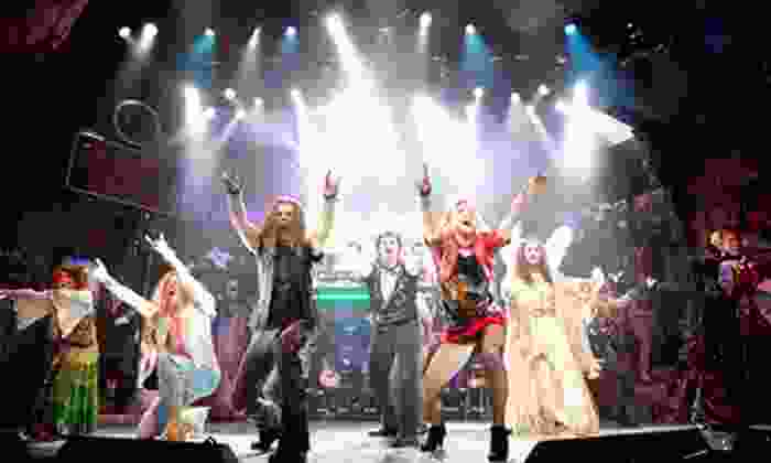 """""""Rock of Ages"""" - Sony Centre For The Performing Arts: """"Rock of Ages"""" Live on Stage at Sony Centre for the Performing Arts (Up to 61% Off). 12 Options Available."""