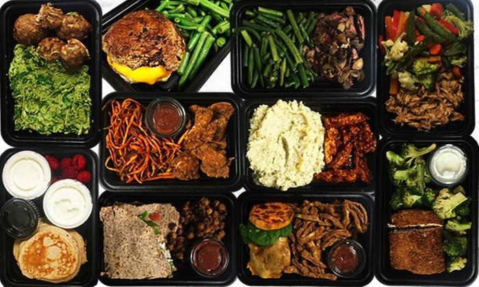 Eatz - Marlboro Township: Up to 48% Off Clean Meals at Eatz