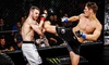 Fight Lab 40 - Grady Cole Center: $35 for One Ticket to the Fight Lab 40 MMA Event on Saturday, September 13 at Grady Cole Center ($68 Value)