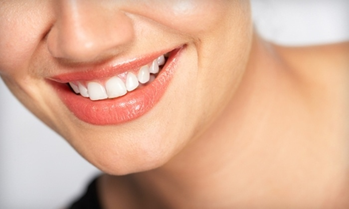 Dental Salon - Goose Island: $49 for an Initial Invisalign Exam and X-rays, Plus $1,000 Off Total Invisalign Treatment Cost, at Dental Salon ($375 Value)