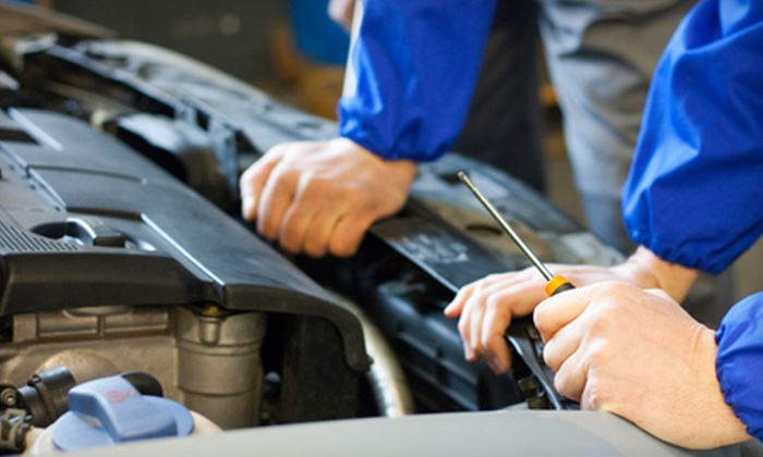 Automotive Specialist - Multiple Locations: Auto Services at Automotive Specialist (Half Off). Two Options Available.