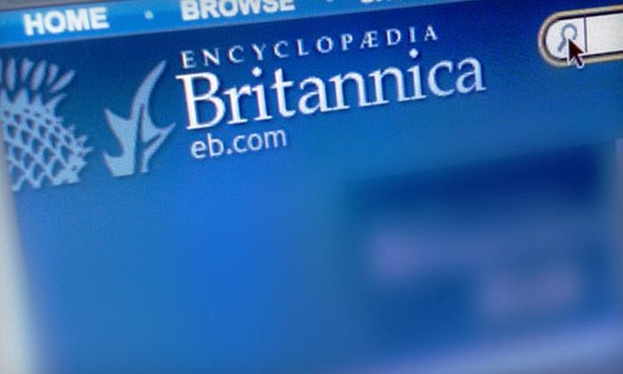 Encyclopaedia Britannica: One-Year Adult, Kids', or Family Membership to Encyclopaedia Britannica Online