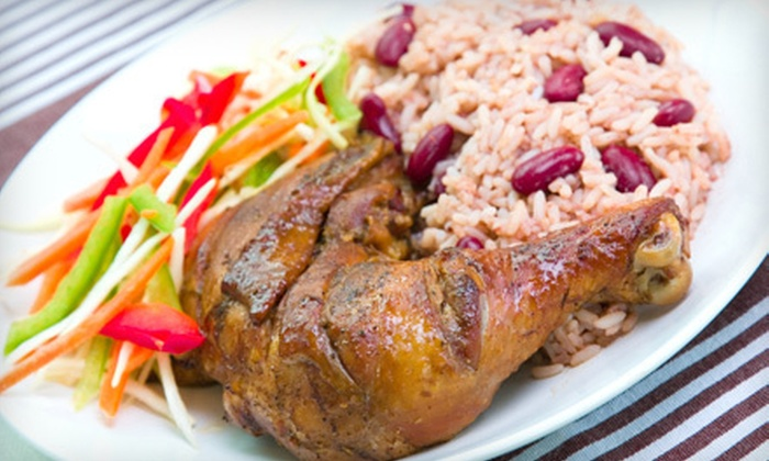 Island Paradise - Warner Robins: $20 for $40 Worth of Jamaican Cuisine at Island Paradise